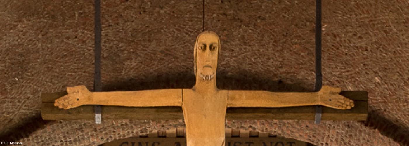 Kruzifix von Heiber